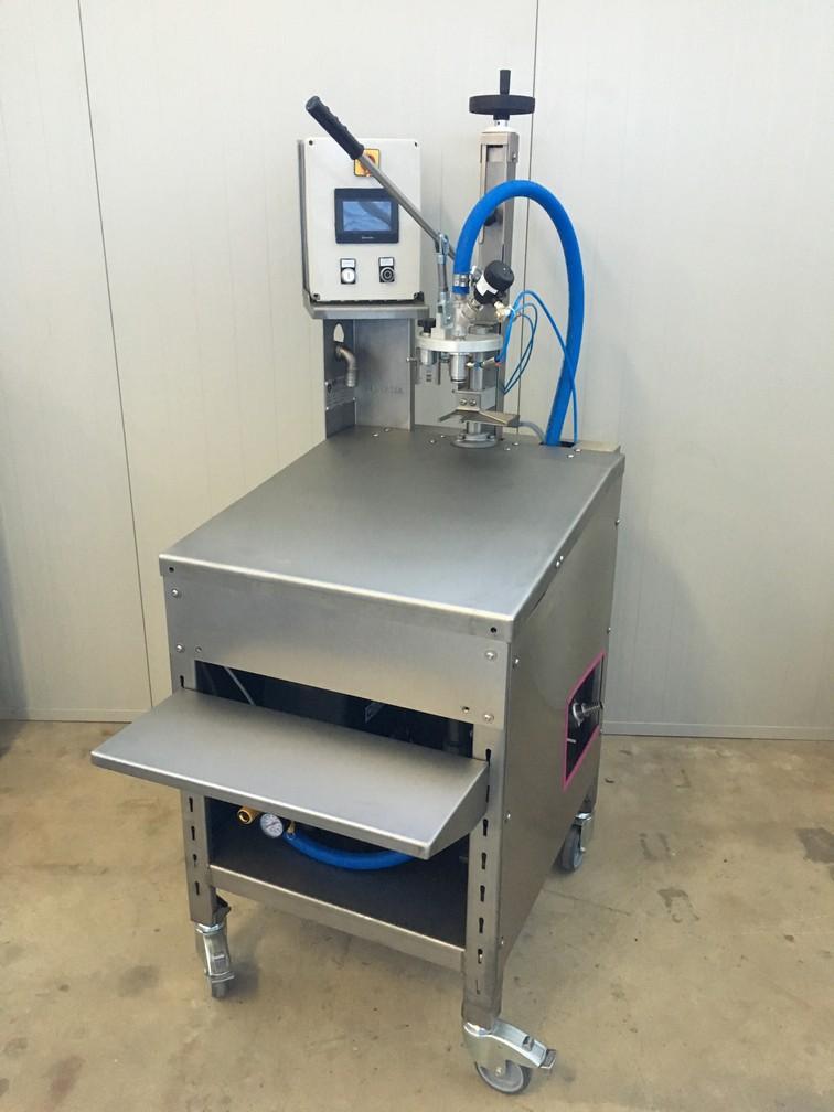 FILLING BAG IN BOX SEMIAUTOMATIC BB20 NEW MACHINE