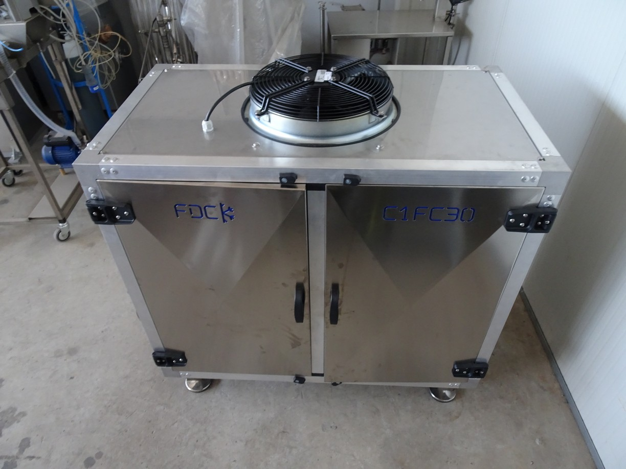 REFRIGERATED SYSTEM MODEL C1 FC 30 WITH COMPRESSOR, NEW MACHINE.