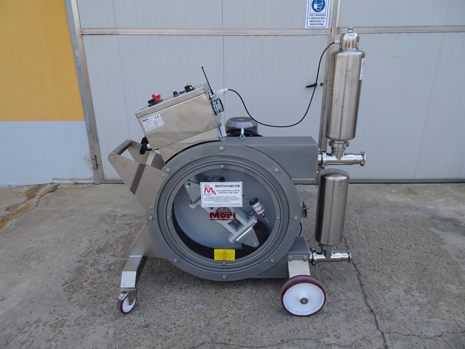 PERISTALTIC PUMP MORI MODEL AS 200, NEW MACHINE, AVAILABLE FOR READY DELIVERY.