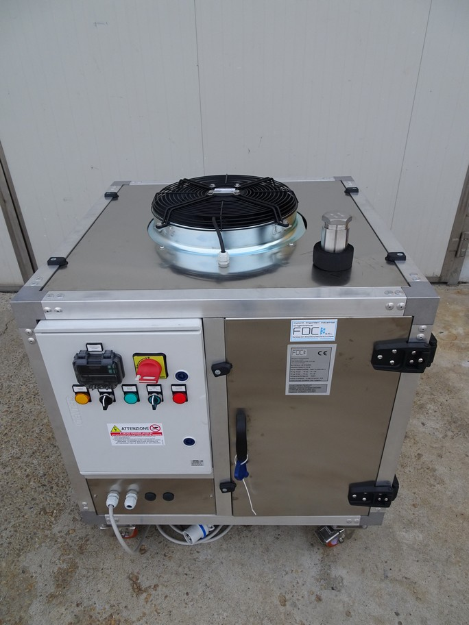 REFRIGERATED SYSTEM MODEL C1 FC 20 WITH COMPRESSOR, NEW MACHINE.