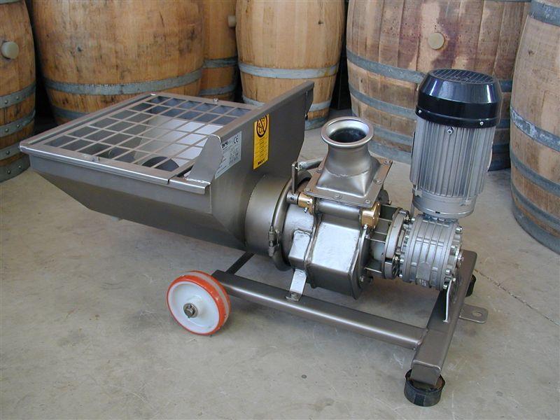 Pompa volumetrica a rotore ellittico modello V10, macchina nuova.