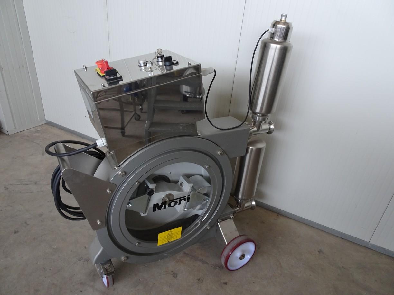 PERISTALTIC PUMP MORI MODEL AS 100 NEW MACHINE