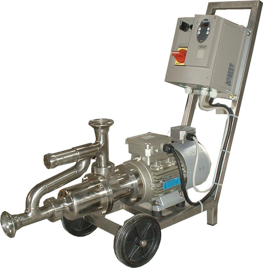 MONO PUMP PH 35 NEW MACHINE