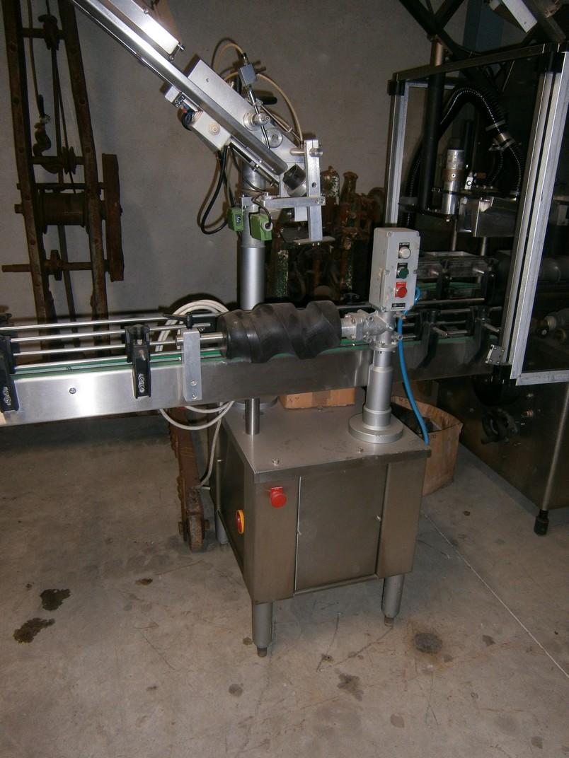 CAPSULE DISTRIBUTOR PVC SECOND-HAND MACHINE