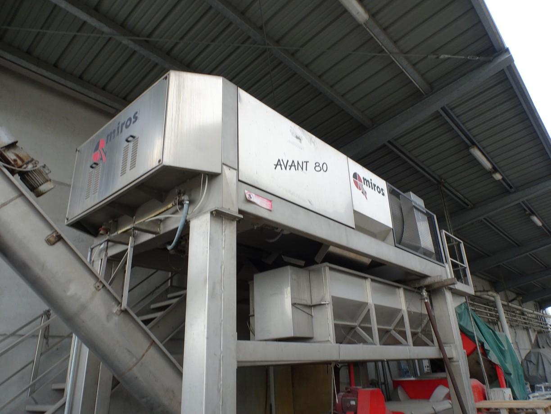 PNEUMATIC PRESS MIROS MODEL AVANT 80 SECOND-HAND MACHINE