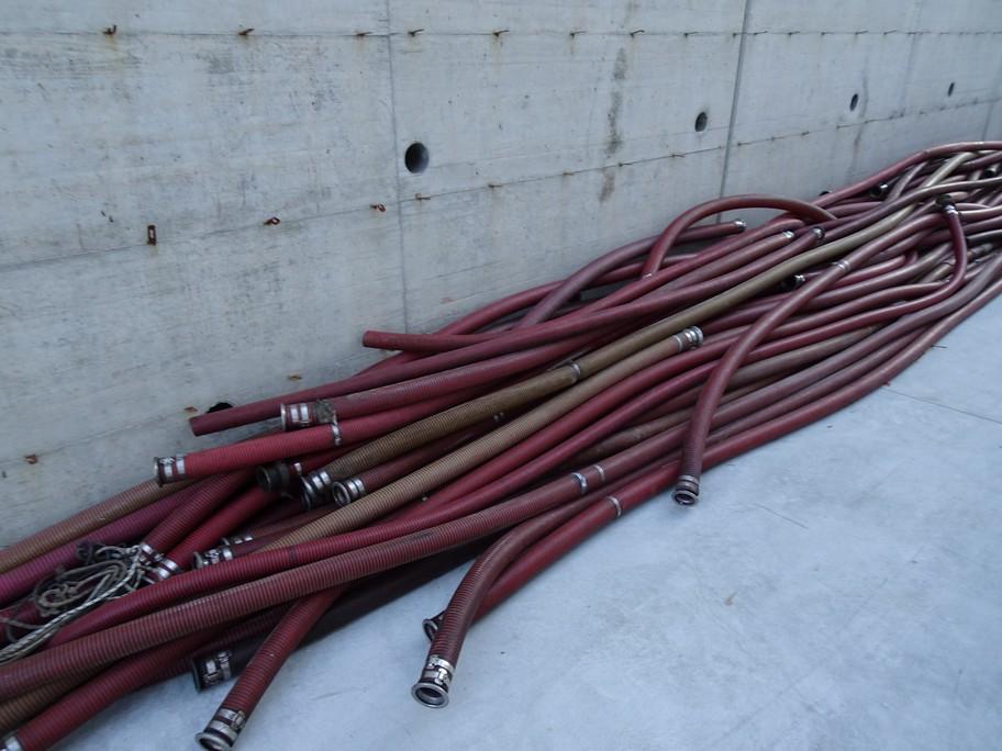 TUBI ENOLOGICI IN PVC, ATTREZZATURA USATA.