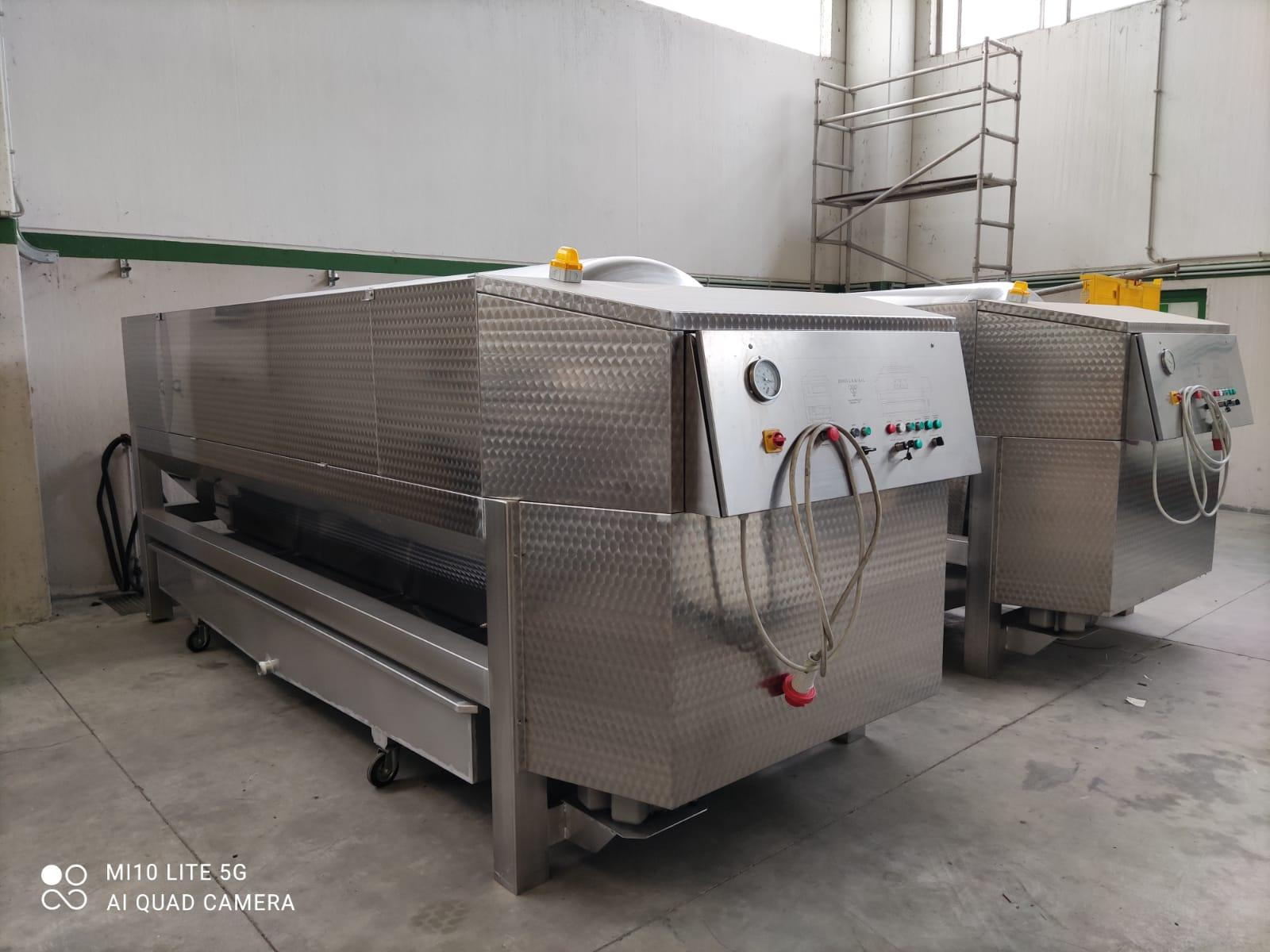 WINE PRESS ZORZI, MODEL PRIMULA HL 42, NEW MACHINE.