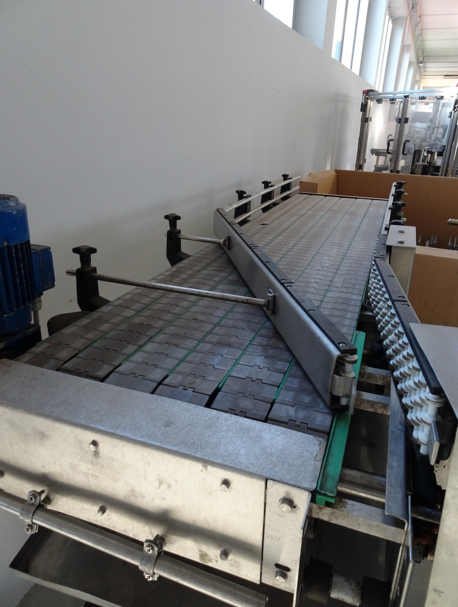BOTTLE CONVEYOR BELTS AND ACCESSORIES