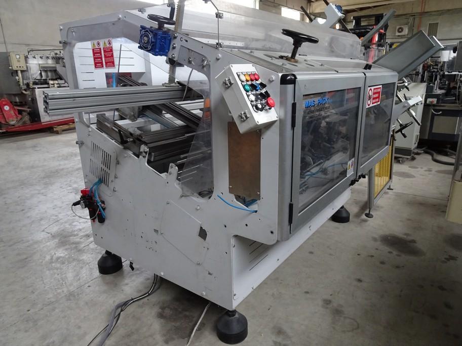 CARTON FORMING MACHINES